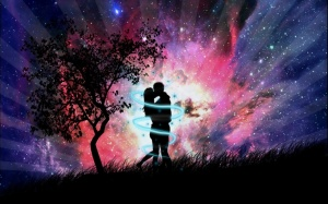 night-couple-kissing-wallpapers